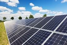 اولین نیروگاه خورشیدی روستایی در کردستان راه اندازی شد