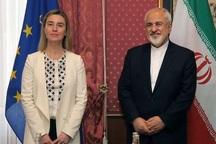 ظریف و موگرینی در صدر فهرست نامزدهای جایزه صلح نوبل 2017 هستند