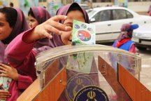 فعالیت 150 پایگاه جشن نیکوکاری در مهریز آغاز شد