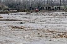 روستاهای خدابنده، بی دفاع در برابر سیل
