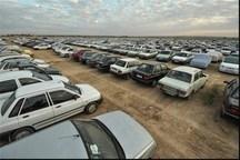 ظرفیت پارکینگ های ورودی و خروجی شهر مهران تکمیل شد