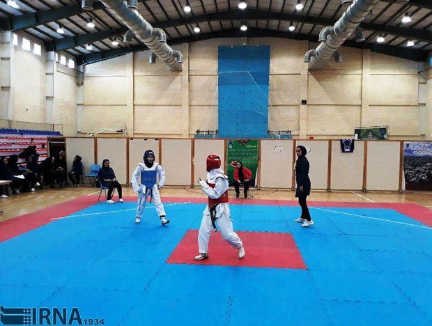 بانوی کاراتهکای شهرری مدال برنز لیگ وان مادرید را کسب کرد