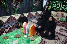 نمایش نذری در بوشهر اجرا شد