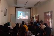انجمن سینما جوان کرمانشاه کارگاه فیلمسازی تجربی برگزار کرد