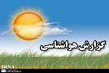 سامانه جدید بارشی روز سه شنبه وارد استان زنجان می شود