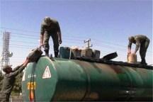 210 هزار لیتر سوخت قاچاق در جاسک کشف شد