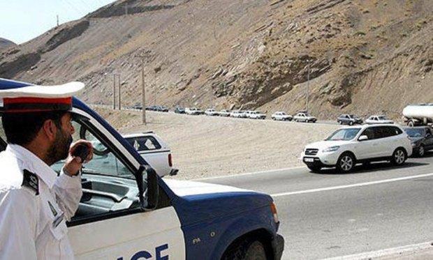 محدودیت های ترافیکی در جاده های خراسان رضوی آغاز شد