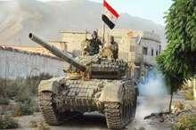 آزادی 3 روستا و محاصره داعش در شهر «دیرحافر»در شرق حلب