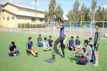 نخستین دوره مسابقات ورزشی استعدادیابی جنوب تهران آغاز شد