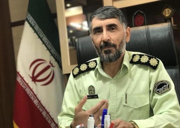 سارق قوچانی با شلیک پلیس زمینگیر شد