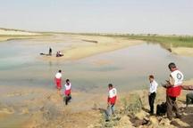 غرق شدن 5 تبعه افغان در رودخانه مُند  جسد 4 غریق پیدا شد