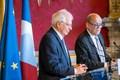 وزیر خارجه فرانسه در دیدار با مسئول سیاست خارجی اتحادیه اروپا: بقای برجام در خطر است