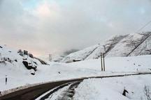 هوای سرد در قزوین پایدار است
