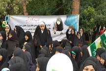 تجمع مدافعان حریم خانواده در قوچان برگزار شد