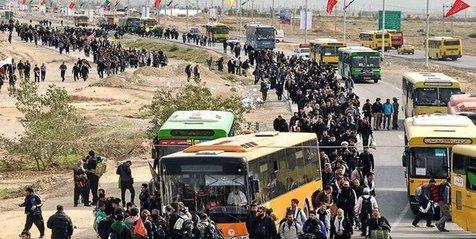 سفرهای کاروانی به عراق از فردا متوقف می شود