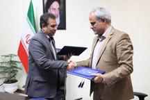 بنادر و دریانوردی و دانشگاه آزاد بوشهر تفاهم نامه همکاری امضا کردند