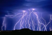 هواشناسی رگبار و رعد و برق برای البرز پیش بینی کرد