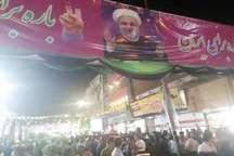 شور و نشاط سیاسی در شهرهای خوزستان به اوج رسید