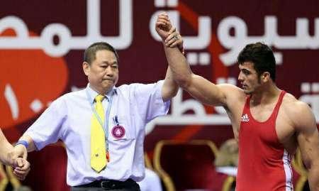 کسب مدال توسط کشتی گیر کردستانی در بازی های همبستگی کشورهای اسلامی