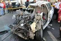 سه کشته در 2 سانحه رانندگی در خراسان رضوی
