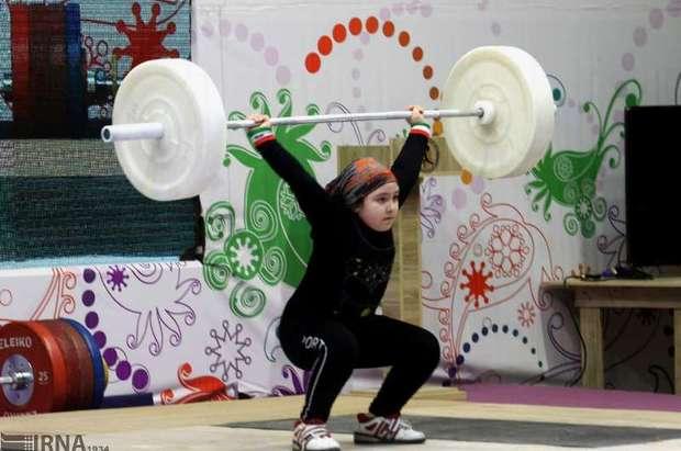 برترین بانوان وزنهبردار گیلان انتخاب شدند