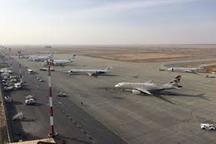 6 پروازخارجی  از تهران به اصفهان منتقل شد