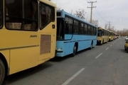 ۷۲ درصد اتوبوسهای شهری اراک فرسوده است