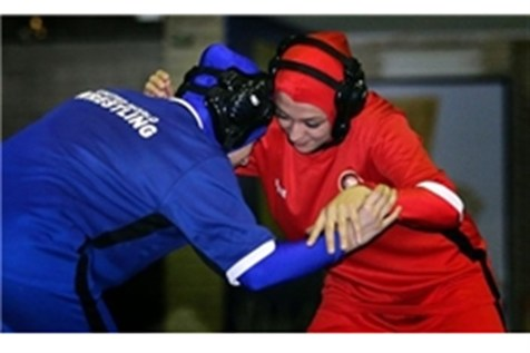 نخستین اردوی تیم ملی کشتی کلاسیک بانوان