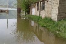 دستور تخلیه تعدادی از منازل شهری و روستایی قروه صادر شد