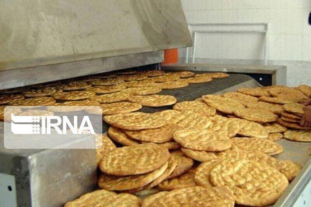 آرد نانواییهای شاهرود و میامی از گندم همان شهرستانها تامین میشود