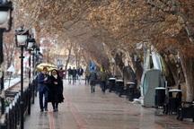 میزان بارندگی در آذربایجان شرقی به 86.4 میلی متر رسید