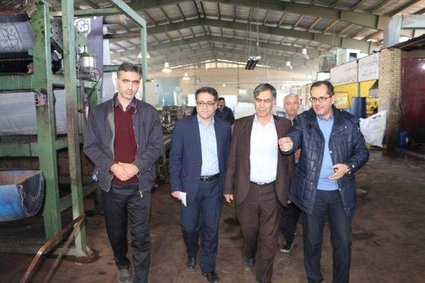 تقویت سرمایه گذاری نبض توسعه صنعت در ساوه است
