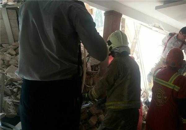 گودبرداری غیراصولی حادثه ساز شد/ 20 نفر نجات یافتند+تصاویر