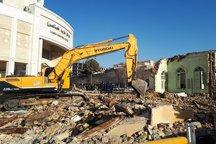 تخریب مسجد تاریخی حوض معجردار در مشهد غیر قانونی است