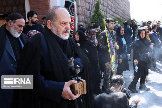 شرق اصفهان، برخوردار از پیشینهای پربار در پاسداشت آیینهای عاشورایی
