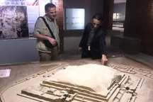 تلاش می کنیم خوزستان در موزه 2019 سهمی داشته باشد