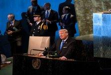 ترامپ از منشور سازمان ملل تخلف کرد