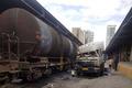 قطار حمل سوخت پالایشگاه شازند دچار حادثه شد