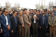 34 طرح در شهرستان کیار بهره برداری شد