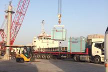 بندر دیر ظرفیتی مناسب برای صادرات به قطر است