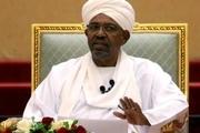 البشیر رئیس جمهور مخلوع سودان زندانی شد