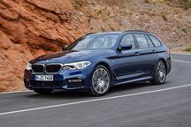 BMW از مدل 5-Series Touring رونمایی کرد