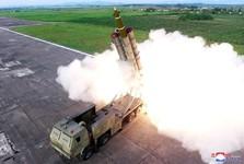 کره شمالی یک آزمایش موشکی بسیار مهم انجام داد