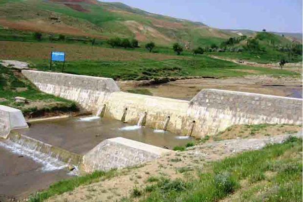 60 درصد طرح های آبخیزداری اصفهان انجام شد