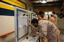 سربازان بیش از 52 هزار نفر ساعت آموزش مهارتی دیدند