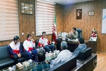 تاکید فرماندار حمیدیه بر تخلیه ی روستاهای در معرض سیل و اسکان مناسب روستائیان