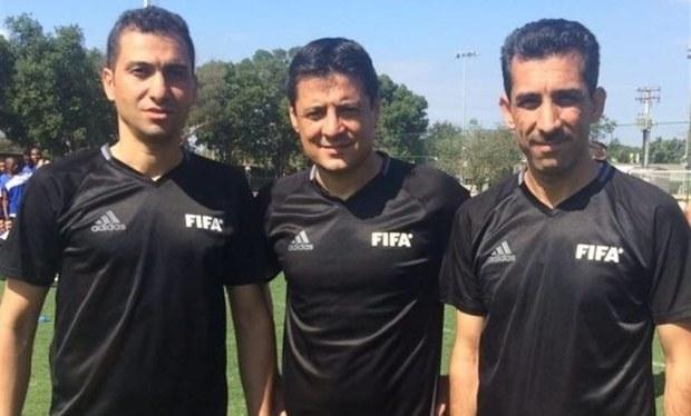 قضاوت داوران ایران در جام جهانی 2018یک افتخار است