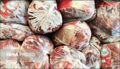 جلوگیری از توزیع گوشت فاسد از خانهای در جنوب تهران