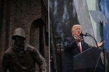 ترامپ: روسیه از حمایت سوریه و ایران دست بردارد