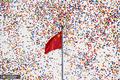 تصاویری جالب از رژه نظامی چین+ تصاویر